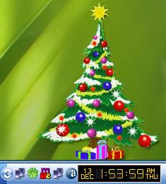 Desktop Magic Tree